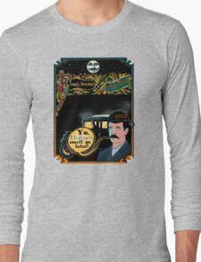 Print The Fresh Doctor Of Baker Street  Long Sleeve T-Shirt