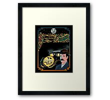 Print The Fresh Doctor Of Baker Street  Framed Print