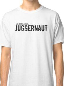 Juggernaut Undeniable Classic T-Shirt