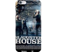 Payday - Slaughter Hause iPhone Case/Skin