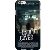 Payday - Under Cover iPhone Case/Skin