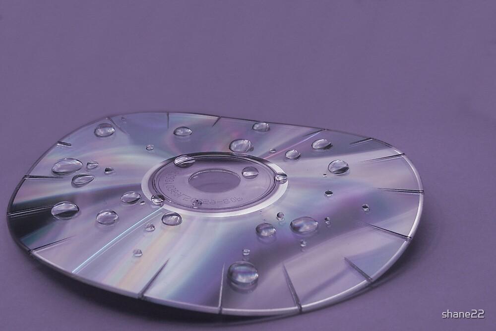 Distorted Disc II by shane22
