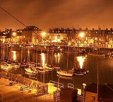 Weymouth Harbour by adyb