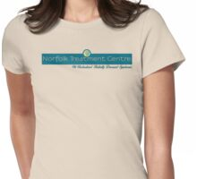 Norfolk Treatment Centre Logo Womens Fitted T-Shirt