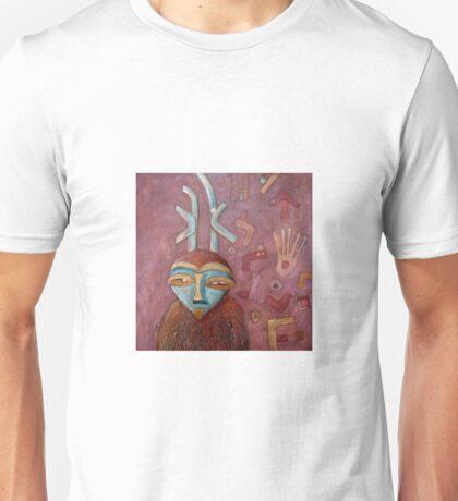 Antelope man Unisex T-Shirt