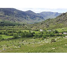 Macgillycuddy's Reeks, Killarney National Park, Co. Kerry, Ireland Photographic Print