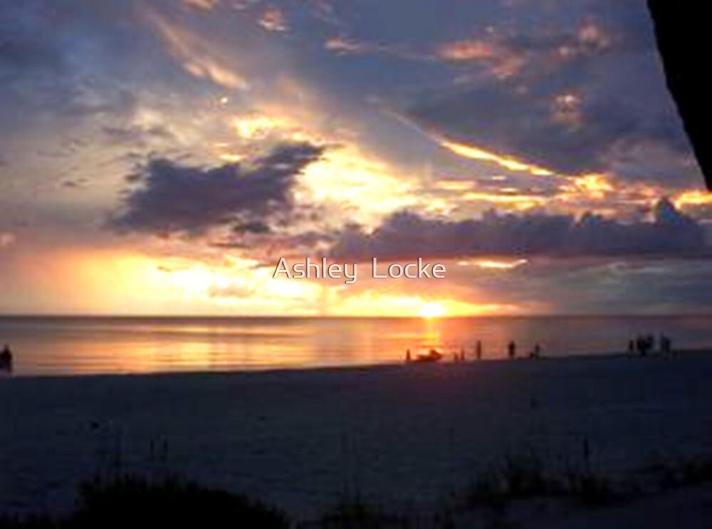 Sunset by Ashley  Locke