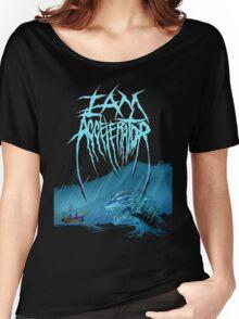 Loch Ness Monster - Iamaccelerator tee Women's Relaxed Fit T-Shirt