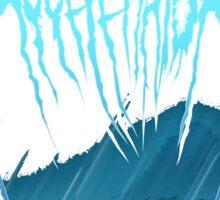 Loch Ness Monster - Iamaccelerator tee Sticker
