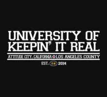 University of Keepin' It Real by JenaLasagna