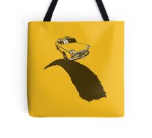 Road to Rampage - Inspired by Taxi Driver  Tote Bag