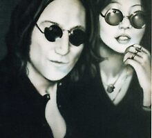John Lenon and Mae Pang by ChadClark