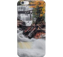 Michigan's Sable Falls iPhone Case/Skin