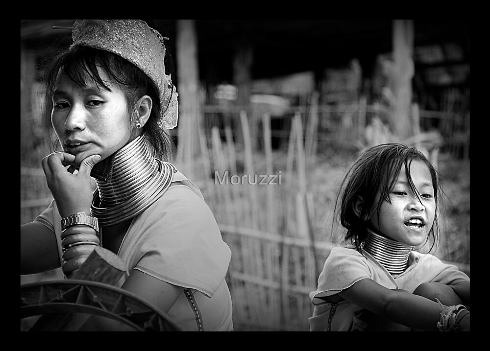 Mother and Daughter by Moruzzi