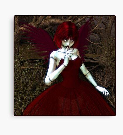 Fairy Secrets Canvas Print