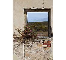 View Beyond, Inneston Sth Aust. Photographic Print