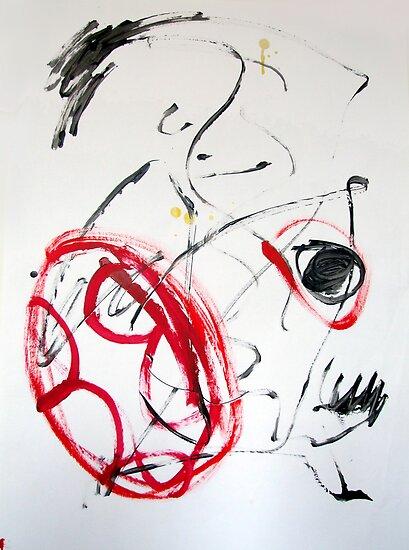 Face by John Douglas