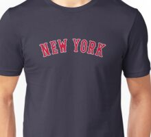 New York Versus Boston Rivals Unisex T-Shirt
