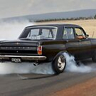 Black EH Holden by John Jovic