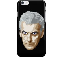Doctor Who #12 Peter Capaldi iPhone Case/Skin