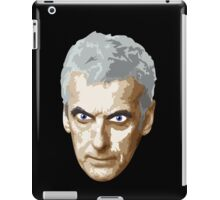 Doctor Who #12 Peter Capaldi iPad Case/Skin