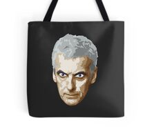 Doctor Who #12 Peter Capaldi Tote Bag