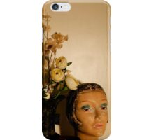 The Head of Still Life iPhone Case/Skin