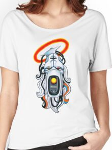 GlaDOS Garbo Women's Relaxed Fit T-Shirt