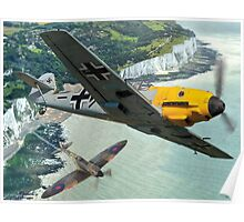 Over Dover Poster