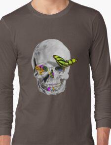 [ S K U L L E R F L Y ] Long Sleeve T-Shirt