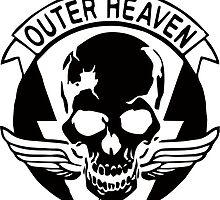 Outer Haven Logo Black by misterspotswood