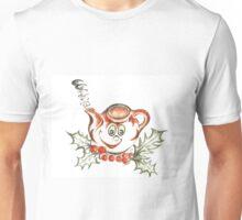 Santa's Tea Brewing Unisex T-Shirt