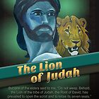 Lion Of Judah 1 by Patricia Howitt
