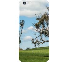 Lone tree 2 iPhone Case/Skin