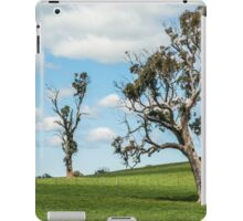 Lone tree 2 iPad Case/Skin