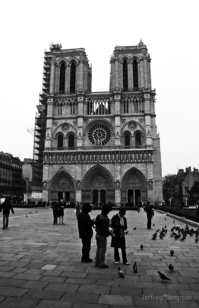 Notre Dame by Jeffrey Sampson