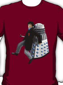Doctor Who #2 and Dalek T-Shirt