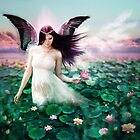 The Lotus Faerie by gingerkelly