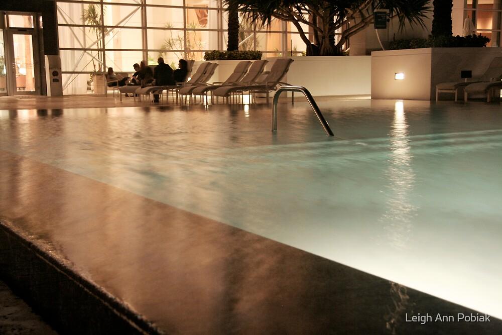 Edgeless Pool by Leigh Ann Pobiak