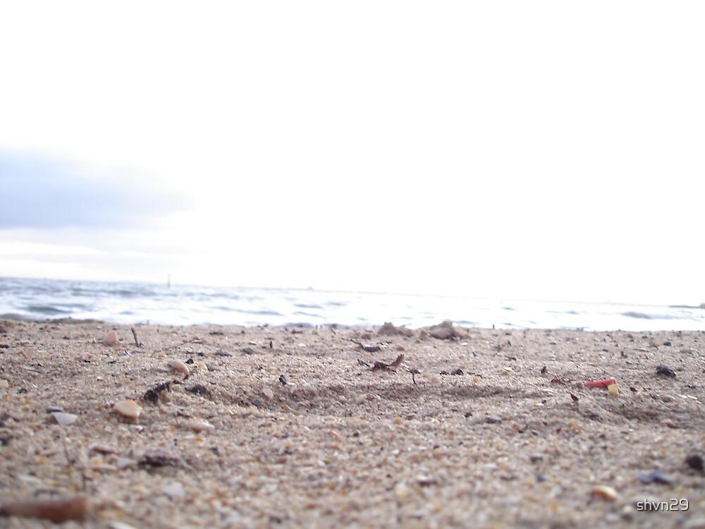 Sand n Sea by shvn29