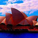 Sydney Opera House by Gus Buckner