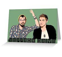 HD Duo Greeting Card