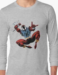 Spider-Man Unlimited - Ben Reilly the Scarlet Spider Long Sleeve T-Shirt