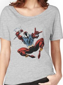 Spider-Man Unlimited - Ben Reilly the Scarlet Spider Women's Relaxed Fit T-Shirt