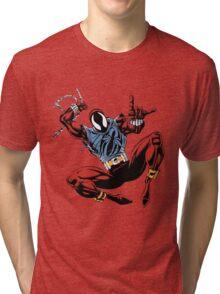 Spider-Man Unlimited - Ben Reilly the Scarlet Spider Tri-blend T-Shirt