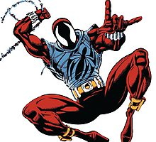 Spider-Man Unlimited - Ben Reilly the Scarlet Spider by StrawberryMo