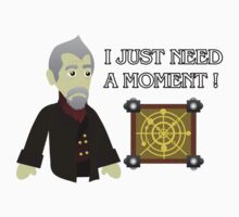 The War Doctor Needs a Moment Kids Clothes