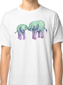 Baby Elephant Love Classic T-Shirt
