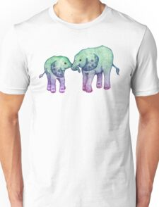 Baby Elephant Love Unisex T-Shirt