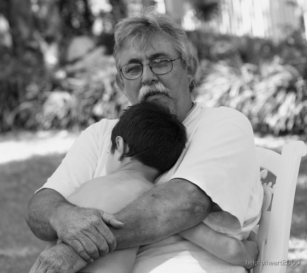 Grandfathers Love 2 by helpfulheart2000